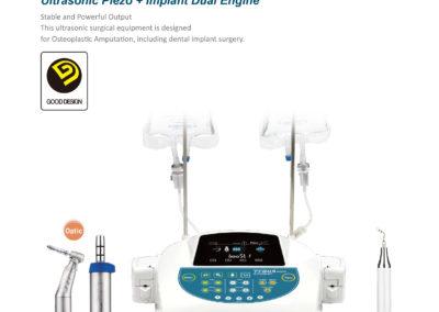 Ultrasonic Piezo + Implant Dual Engine