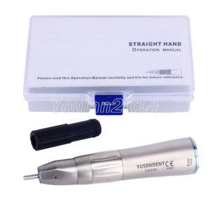 Coxo Fibre optic straight Handpiece
